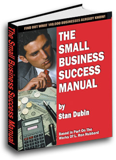 Small Business Success Manual