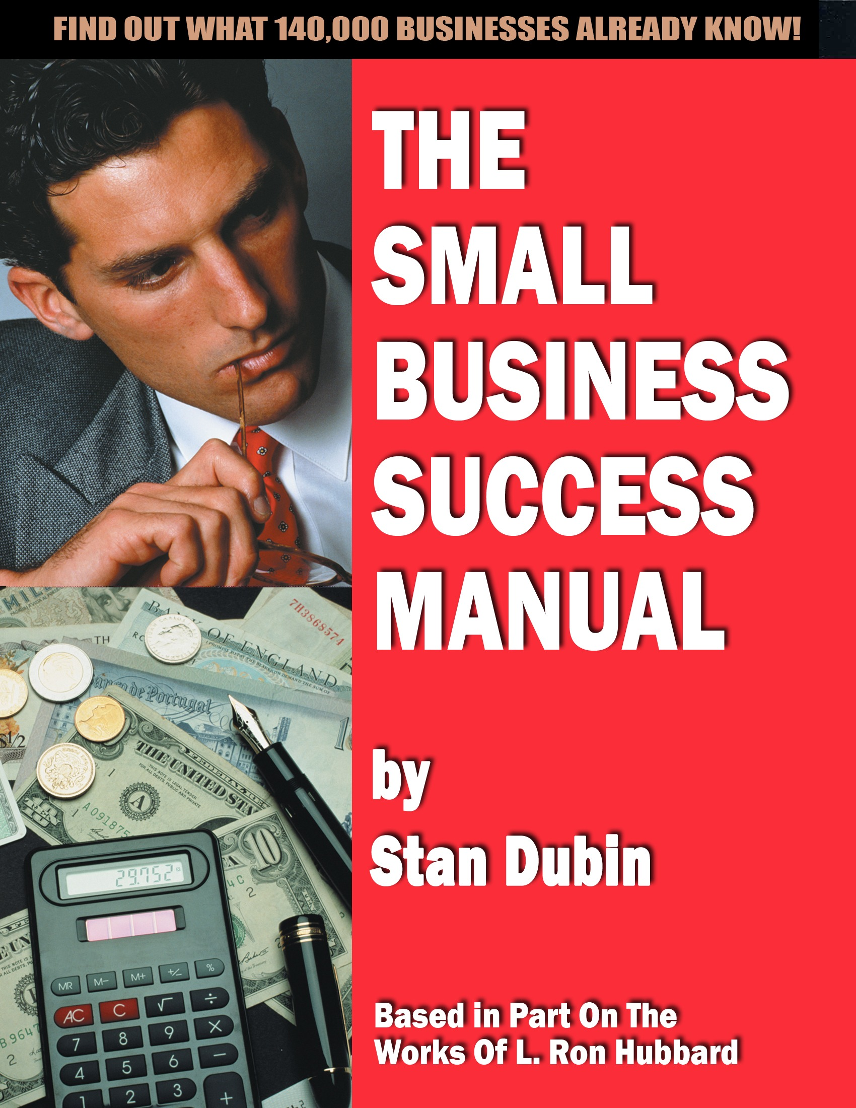 Small Business Success Manual Cover